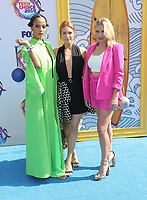11 August 2019 - Hermosa Beach, California - Megalyn Echikunwoke, Brittany Snow, Emily Osment. FOX's Teen Choice Awards 2019 held at Hermosa Beach Pier. <br /> CAP/ADM/PMA<br /> ©PMA/ADM/Capital Pictures