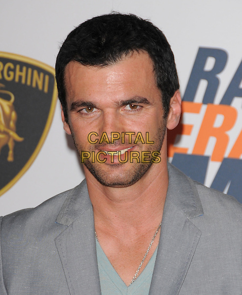 TONY DOVOLANI .at the 17th Annual Race to Erase MS held at The Hyatt Regency Century Plaza in Beverly Hills, California, USA, May 7th 2010..portrait headshot grey gray smiling beard facial hair .CAP/RKE/DVS.©DVS/RockinExposures/Capital Pictures.