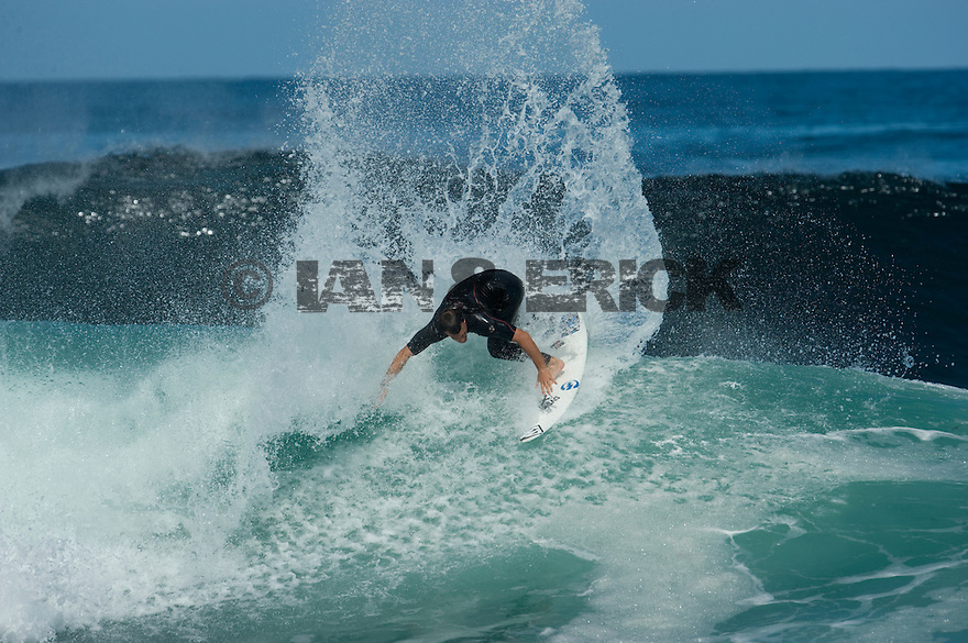 Gabe Kling (USA) at Lefties in Gracetown near Margaret River in Western Australia.