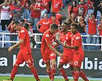 América venció 3-1 a Atlético Huila. Fecha 12 Liga Águila II-2017.