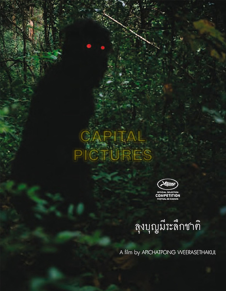 CANNES POSTER ART.in Uncle Boonmee Who Can Recall His Past Lives (Loong Boonmee raleuk chat).*Filmstill - Editorial Use Only*.CAP/FB.Supplied by Capital Pictures.