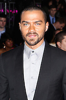 LOS ANGELES, CA - JANUARY 09: Jesse Williams arrives at the 39th Annual People's Choice Awards held at Nokia Theatre L.A. Live on January 9, 2013 in Los Angeles, California.  Credit: MediaPunch Inc. /NORTEPHOTO