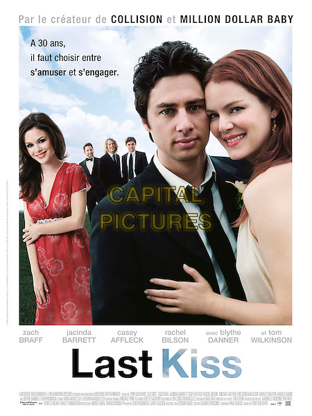 FREMCH POSTER ART<br /> in The Last Kiss (2006) <br /> *Filmstill - Editorial Use Only*<br /> CAP/NFS<br /> Image supplied by Capital Pictures