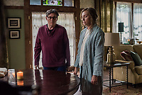 Hereditary (2018) <br /> Gabriel Byrne &amp; Toni Collette<br /> *Filmstill - Editorial Use Only*<br /> CAP/MFS<br /> Image supplied by Capital Pictures