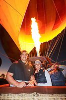 May 25 2019 Hot Air Balloon Gold Coast and Brisbane