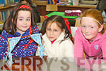 Christina Tydings Asdee, Christine McCarthy and Sarah Jane Carmody Asdee  who participated in the Model making Community Games in Gaelscoil Aogain Castleisland on Sunday   Copyright Kerry's Eye 2008