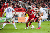 Billy Clifford of Crawley Town (18) during the Sky Bet League 2 match between Crawley Town and Luton Town at the Broadfield/Checkatrade.com Stadium, Crawley, England on 17 September 2016. Photo by Edward Thomas / PRiME Media Images.