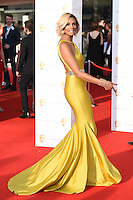 Alesha Dixon<br /> at the 2016 BAFTA TV Awards, Royal Festival Hall, London<br /> <br /> <br /> &copy;Ash Knotek  D3115 8/05/2016
