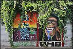 Street Art a BUNKER, Il nuovo progetto di Urbe nell'ex stabilimento SICMA Torino. Luglio 2012