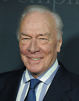 www.acepixs.com<br /> <br /> December 18 2017, LA<br /> <br /> Christopher Plummer arriving at the premiere of Sony Pictures Entertainment's 'All The Money In The World' at the Samuel Goldwyn Theater on December 18, 2017 in Beverly Hills, California. <br /> <br /> By Line: Peter West/ACE Pictures<br /> <br /> <br /> ACE Pictures Inc<br /> Tel: 6467670430<br /> Email: info@acepixs.com<br /> www.acepixs.com