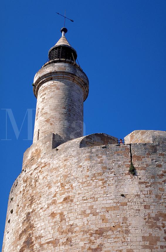 Citadel of Aigues-Mortes, France