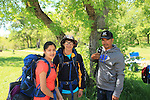 Backpacking at Enchanted Rock - 1st time