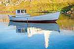 Boat Stykkisholmur Iceland