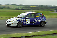 British Touring Car Championship. #97 Richard Meins. GR Motorsport. Ford Focus.