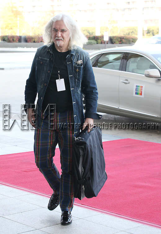 Billy Connolly attending the Rehearsals for the 35th Kennedy Center Honors at Kennedy Center in Washington, D.C. on December 2, 2012