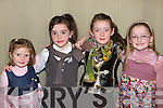 Eve Crowley, Sarah Crowley, Niam Donovan and Kiah Donna who modelled at the Holy Cross fashion show in the Malton Hotel, Killarney on Thursday     Copyright Kerry's Eye 2008