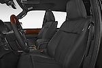 Front seat view of a 2015 Lincoln Navigator 2Wd AT 5 Door Suv 2WD Front Seat car photos