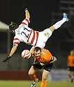 Hamilton v Dundee Utd 13th Jan 2010