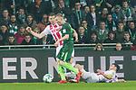 12.03.2018, Weser Stadion, Bremen, GER, 1.FBL, Werder Bremen vs 1.FC Koeln, im Bild<br /> <br /> Florian Kainz (Werder Bremen #7)<br /> Foto &copy; nordphoto / Kokenge