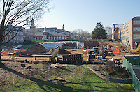2011 12-19 CCSU New Academic / Office Building Construction Progress Photos | 3rd Progress Shoot