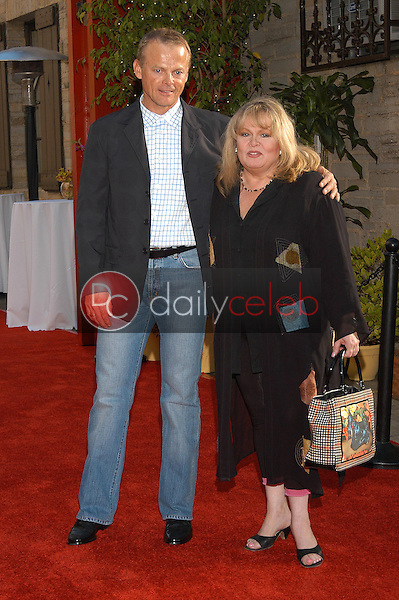 Sally Struthers, and David Pence