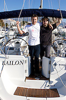 Bailon - XXII Trofeo 200 millas a dos - Club Náutico de Altea - Alicante - Spain - 22/2/2008