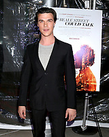 """LOS ANGELES - DEC 4:  Finn Whittrock at the """"If Beale Street Could Talk"""" Screening at the ArcLight Hollywood on December 4, 2018 in Los Angeles, CA"""