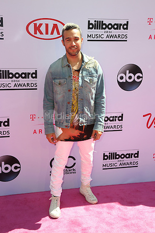LAS VEGAS, NV - MAY 22: Pete Wentz attends the 2016 Billboard Music Awards at T-Mobile Arena on May 22, 2016 in Las Vegas, Nevada. Credit: Parisa/MediaPunch.