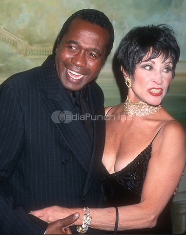 Ben Vereen Chita Rivera 2000<br /> Photo By John Barrett/PHOTOlink.net / MediaPunch