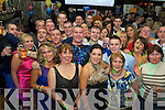 Parrty Time - Jamie Kelliher from Manor, standing centre having a ball with family and friends at his 21st birthday bash held in The Glen Bar, Boherbue on Saturday night................................................................................................................................... ............