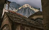 MONTENEGRO, Bay of Kotor, Mountainside above Old Town Kotor, Ben M Thomas