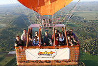 20130401 April 01 Hot Air Balloon Cairns