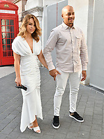 Katie Piper attends Sony Music imprint Syco's summer party at Victoria and Albert Museum, London, UK, 4th July 2019.<br />  CAP/JOR<br /> ©JOR/Capital Pictures