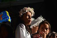Milhares de peregrinos participam da maior prociss&atilde;o cat&oacute;lica do Brasil, o C&iacute;rio de Nossa Senhora da Nazar&eacute;, que este ano completa 225 anos. <br /> Durante o percurso com cerca de 4 km, os pagadores de promessas carregam r&eacute;plicas de barcos, casas, partes do corpo humano feitas em cera, entre v&aacute;rios outros objetos, para agradecer ou pedir milagres a nossa Senhora de Nazar&eacute;. <br /> <br /> Thousands of pilgrims participate in the largest catholic procession in Brazil, the C&iacute;rio de Nossa Senhora da Nazar&eacute;, which this year celebrates 225 years. During the course of about 4 km, the payers of promises carry replicas of boats, houses, parts of the human body made of wax, among other objects, to thank or ask for miracles to our Lady of Nazareth.