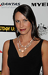 HOLLYWOOD, CA - January 22: Tasma McManus arrives at the G'Day USA Australia Week 2011 Black Tie Gala at the Hollywood Palladium on January 22, 2011 in Hollywood, California.