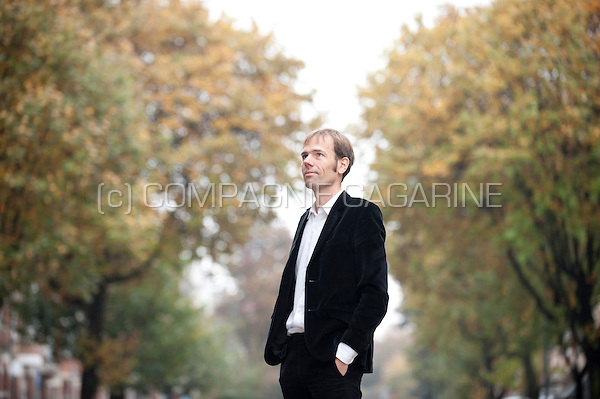 Dutch historian and political philosopher Luuk van Middelaar (Belgium, 16/10/2015)