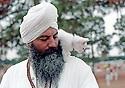 Portrait of Yogi Bhajan, 1973