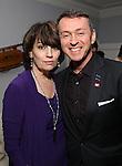 Beth Leavel and Andrew Lippa attends the Dramatists Guild Fund Salon with Matthew Sklar and Chad Beguelin at the home of Gretchen Cryer on December 8, 2016 in New York City.