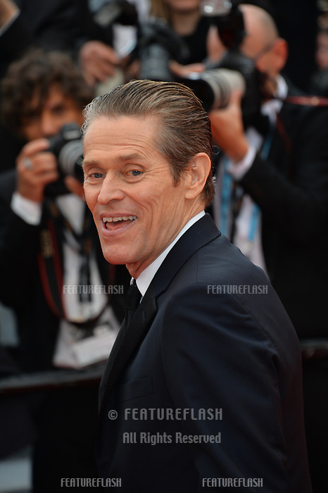 "CANNES, FRANCE. May 20, 2019: Willem Dafoe at the gala premiere for ""La Belle Epoque"" at the Festival de Cannes.<br /> Picture: Paul Smith / Featureflash"