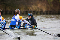 Crew: 14   WC8+   Imperial College London (H Kirkpatrick)<br /> <br /> BUCS Head 2019 - Sunday<br /> <br /> To purchase this photo, or to see pricing information for Prints and Downloads, click the blue 'Add to Cart' button at the top-right of the page.