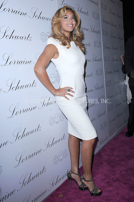 """WWW.ACEPIXS.COM . . . . . .November 22, 2010...New York City...Beyonce Knowles arrives to the launch event for Lorraine Schwartz """"2BHappy"""" jewelry collection on November 22, 2010 in New York City....Please byline: KRISTIN CALLAHAN - ACEPIXS.COM.. . . . . . ..Ace Pictures, Inc: ..tel: (212) 243 8787 or (646) 769 0430..e-mail: info@acepixs.com..web: http://www.acepixs.com ."""