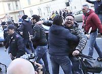 Arresto di Marco Di Lauro uno dei superlatitanti della camorra