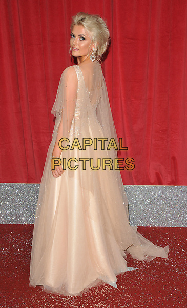 Lucy Fallon at the British Soap Awards 2017, The Lowry Theatre, Pier 8, Salford Quays, Salford, Manchester, England, UK, on Saturday 03 June 2017.<br /> CAP/CAN<br /> &copy;CAN/Capital Pictures