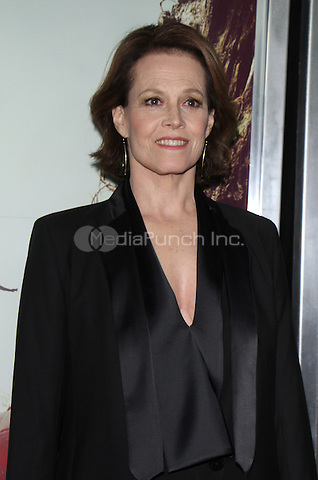 NEW YORK, NY December 067: Sigourney Weaver| at  Focus Features present New York  Premiere of A Monster Calls  at the AMC Loews Lincoln Square in New York .December 07, 2016. Credit:RW/MediaPunch