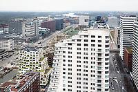 Nederland - Amsterdam - 24 maart 2018.  Appartementen op de Zuidas.    Foto Berlinda van Dam Hollandse Hoogte