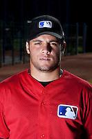 Baseball - MLB European Academy - Tirrenia (Italy) - 20/08/2009 - Mattia Reginato (Italy)