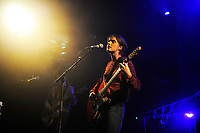 LONDON, ENGLAND - NOVEMBER 2: Clottie Cream of 'Goat Girl' performing at KOKO, Camden on November 2, 2018 in London, England.<br /> CAP/MAR<br /> &copy;MAR/Capital Pictures