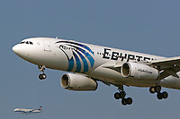The Airbus A320 of EgyptAir. Photo Credit: RussianLook/face to face/AdMedia