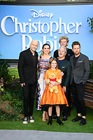 "director, Marc Forster, Hayley Atwell, Brontie Carmichael, Jim Cummings and Simon Farnaby and Ewan McGregor<br /> arriving for the ""Christopher Robin"" premiere at the BFI Southbank, London<br /> <br /> ©Ash Knotek  D3416  05/08/2018"