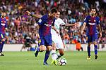 52e Trofeu Joan Gamper.<br /> FC Barcelona vs Chapecoense: 5-0.<br /> Paulista vs Lionel Messi.